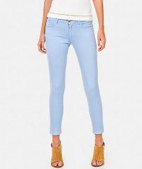 Light Blue Capri pants