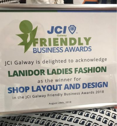JCI Friendly Business Awards