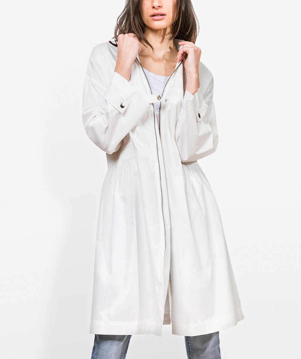 Water Repellant Parka