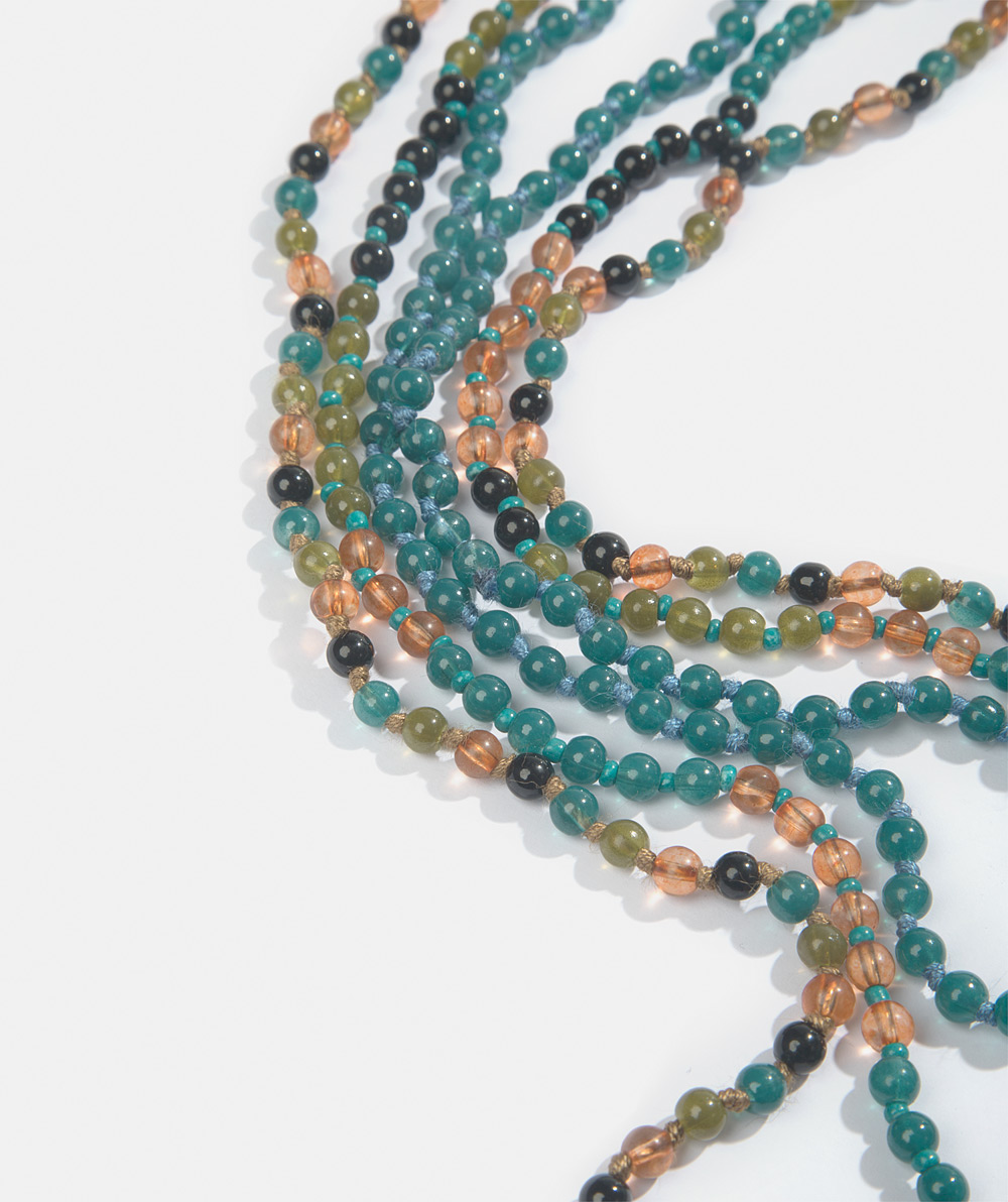 3-pack beaded necklace