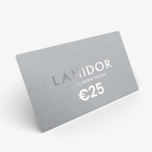 Lanidor Gift Card €25