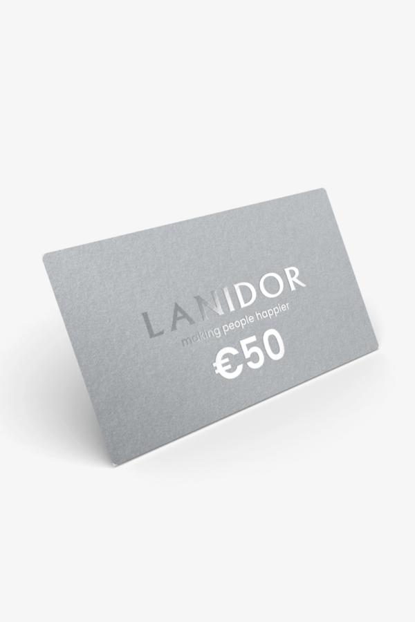 Lanidor Gift Card €50